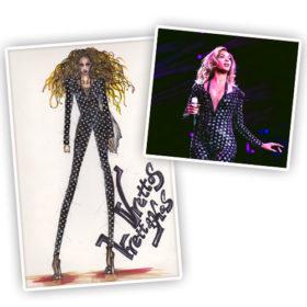Δείτε τη νέα εμφάνιση της Beyoncé με Vrettos Vrettakos