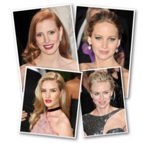 Στο δρόμο για τα Όσκαρ: Όλες οι beauty εμφανίσεις του 2013