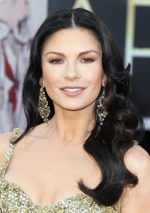 2013 Oscars catherine zeta jones