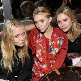 Ποια από τις αδερφές Olsen έγινε καστανή;