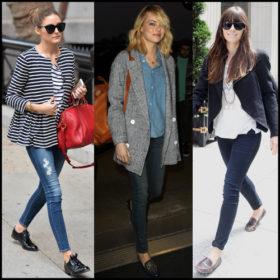 Fashion απορία: «Πώς μπορώ να φορέσω το τζιν στη δουλειά»;
