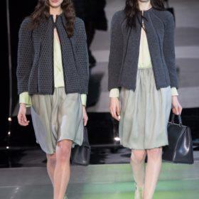Milan Fashion Week: Τι είδαμε στο show του Armani