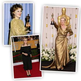 Όσκαρ 2014: Με αφορμή το event θυμόμαστε τις καλύτερες red carpet εμφανίσεις της Meryl Streep όπως τις έχουμε δει στα κανάλια Novacinema