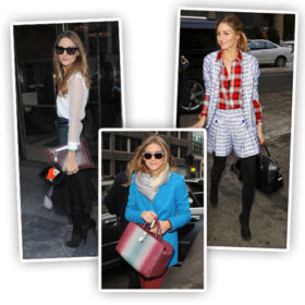 Olivia Palermo: Τι φόρεσε στα fashion shows που παρευρέθηκε;