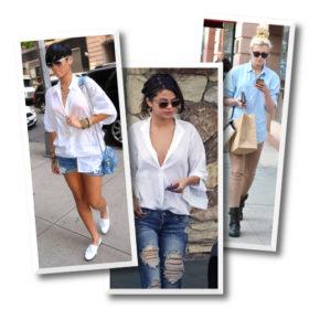 Fashion απορία: «Πώς μπορώ να φορέσω το αντρικό πουκάμισο»;