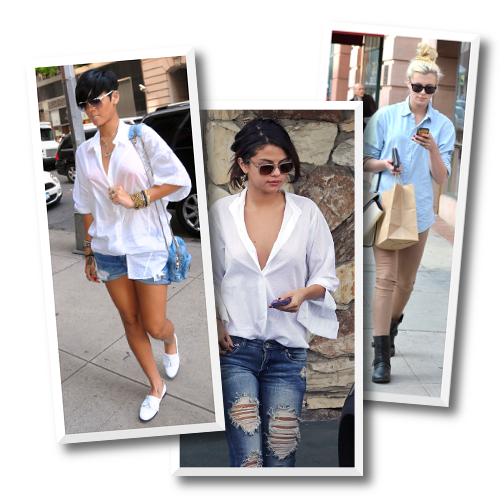 H ιδέα του να δανείζεσαι από τον φίλο σου ρούχα -το αγαπημένο του φούτερ ή  το λευκό του πουκάμισο- πέρα του ότι είναι αφόρητα σέξι έχει αποδειχτεί ότι  είναι ... 52b0ab18c33
