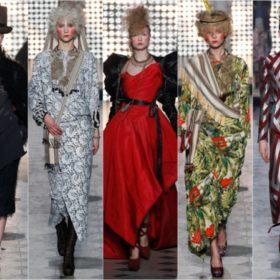Paris Fashion Week: Τι είδαμε στην επίδειξη της Vivivenne Westwood