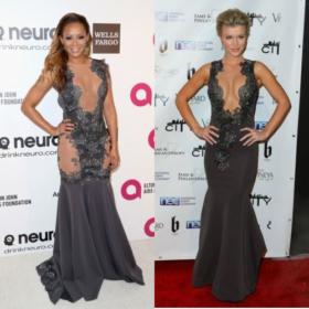 Mel B vs. Joanna Krupa: Ποια φόρεσε το σέξι φόρεμα καλύτερα;