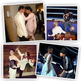 Oscars 2014: Οι πιο αξιολάτρευτες backstage στιγμές της βραδιάς