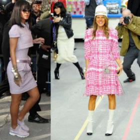 Chanel front row: Δείτε ποιές έδωσαν το παρών στο fashion show του γαλλικού οίκου
