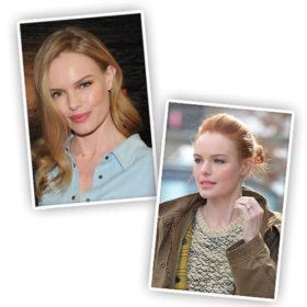 H Kate Bosworth έγινε κοκκινομάλλα