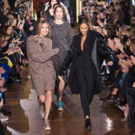 Paris Fashion Week: Τι είδαμε στους Stella McCartney και Saint Laurent