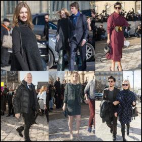 Ποιους είδαμε front row στο show Louis Vuitton;