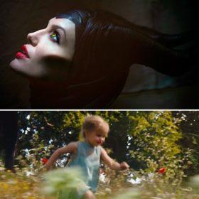 H κόρη της Angelina Jolie είναι η μόνη που δεν τη φοβάται ως «Maleficent»