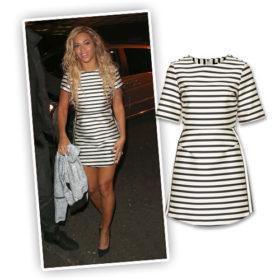 Βρήκαμε το φόρεμα της Beyoncé και κοστίζει λιγότερο από όσο πιστεύαμε