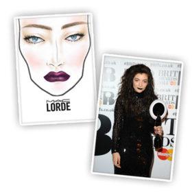 Νέα limited edition συλλογή από τη MAC, σε συνεργασία με τη Lorde