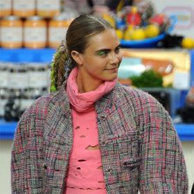 Τι είπε για την Cara Delevingne ο Karl Lagerfeld;