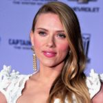 "Scarlett Johansson at Premiere Of Marvel's ""Captain America: The Winter Soldier"""