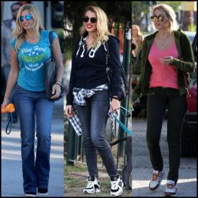 Κωνσταντίνα Σπυροπούλου: Τι φοράει στις casual βόλτες της;