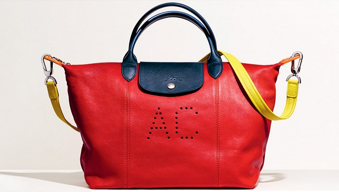 5ac2f61b64 Μια τσάντα Longchamp φτιαγμένη αποκλειστικά για εσάς - Μόδα