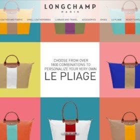 Μια τσάντα Longchamp φτιαγμένη αποκλειστικά για εσάς