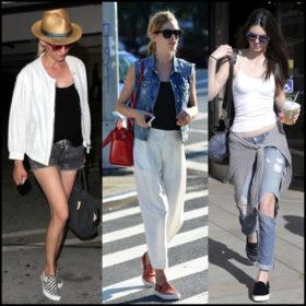 Fashion απορία: «Με τι μπορώ να φορέσω τα skater-shoes μου»;