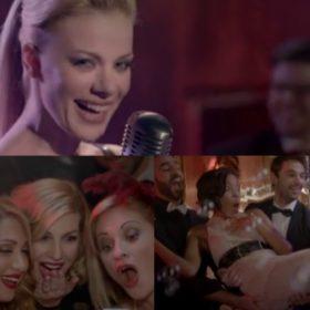 Just the 2 of us: Η Ζέτα Μακρυπούλια σε ρόλο τραγουδίστριας για το trailer