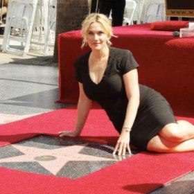 Kate Winslet: Απέκτησε επιτέλους το δικό της αστέρι στη Λεωφόρο της Δόξας