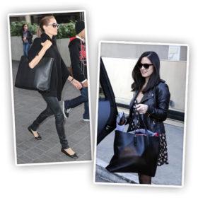 Everlane bag: Η Angelina Jolie και η Olivia Munn δεν κάνουν στιγμή χωρίς αυτήν