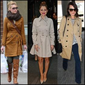 Fashion απορία: «Πώς να φορέσω την καπαρντίνα τις πρώτες ημέρες της άνοιξης»;