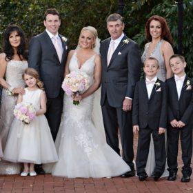 Η μητέρα της Brirney Spears ντύθηκε νυφούλα στον γάμο της κόρης της, Jamie Lynne