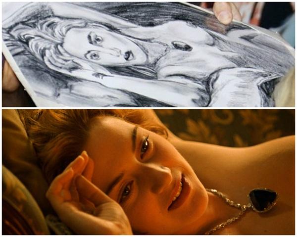 Kate Winslet Titanic Gift