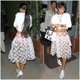 Oops… She Did It Again: Δείτε την extreme εμφάνιση της Rihanna