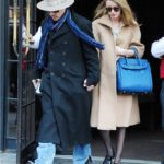 Johnny Depp and Amber Heard together again in New York