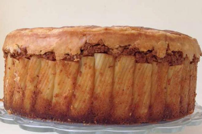 syntagh cake pastitsio