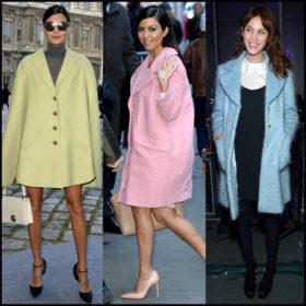 Fashion απορία: «Πώς μπορώ να φορέσω το παστέλ πανωφόρι μου και να δείχνω chic»;