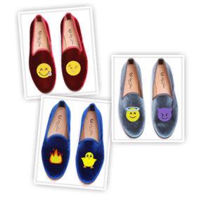 Σας δείχνουμε πώς μπορείτε να φορέσετε τα emoticons στα παπούτσια σας