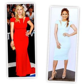 Jennifer Lopez – Kate Winslet: Ποια φόρεσε την κομψή δημιουργία καλύτερα;