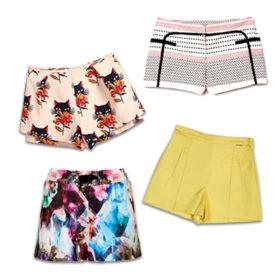 Shopping guide: Βρήκαμε τα καλύτερα shorts της αγοράς για την άνοιξη