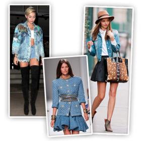 Trend Alert: Τα denim jackets κάνουν δυναμικό comeback
