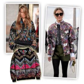 Trend Alert: Αγαπάμε τα jackets με prints