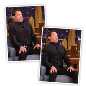 O Jude Law κάνει τις καλύτερες γκριμάτσες στον κόσμο