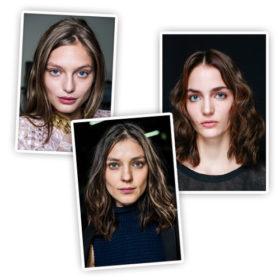 Φέτος την άνοιξη αγαπάμε το καστανό χρώμα στα μαλλιά