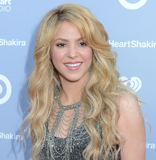 Target presents the iHeartRadio Album Release Party for Shakira Exclusive Deluxe Edition