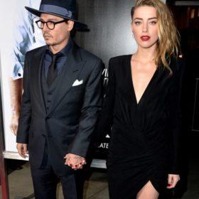 Johnny Depp: Επιβεβαιώνει τον αρραβώνα του με την Amber Heard