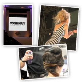 15η AXDW: To InStyle.gr στα παρασκήνια του «Toni&Guy» fashion show