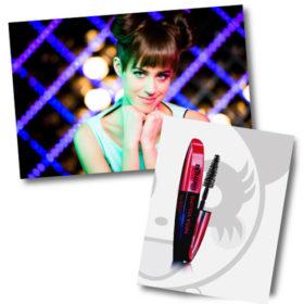 Η Demy είναι το πρόσωπο της Miss Manga από την L'Oréal Paris…