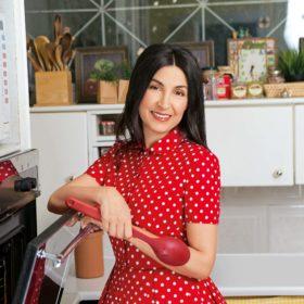 Anna-Maria Barouh: «Η μαγειρική μου βοήθησε φίλες μου να παντρευτούν»