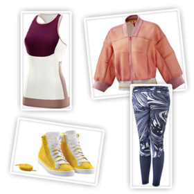 Adidas x Stella McCartney: Δείτε τις δημιουργίες της νέας συνεργασίας
