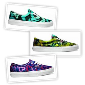 Vans x Della: Μία μοναδική συνεργασία και μία υπέροχη limited συλλογή παπουτσιών